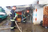 На Кіровоградщині приборкали 4 пожежі будівель різного призначення