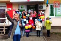 На Кіровоградщині день залізничника святкували у відділеннях ПриватБанку