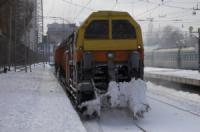 На Одещині проводитимуть ремонт спеціалізованої залізничної техніки