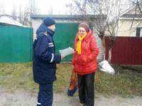 На Кіровоградщині вогнеборці посилюють профілактичні заходи