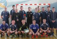 У Кропивницькому рятувальники посіли третє місце у турнірі з міні-футболу