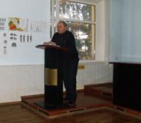 На Кіровоградщині для поліцейських влаштували семінар із правових знань