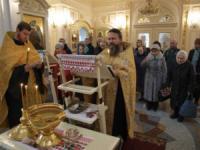 У Кропивницькому соборний Благовіщенський храм молитовно зустрів Новий 2018 рік