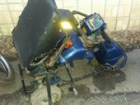 На Кіровоградщині зловмисник викрав інвалідний візок