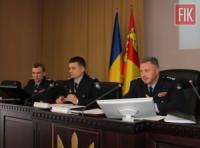 У Кропивницькому поліцейські підбили підсумки роботи за 2017 рік
