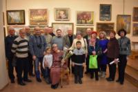 У Кропивницькому відбулося відкриття виставки «Настрій на полотні»