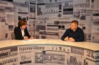 Кропивницький: Олексій Родіонов був гостем студії Інтернет-телебачення