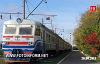 В умовах негоди на Одещині пасажиропотік в електропоїздах збільшився на третину