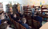 У Кропивницькому бібліотекарі організували патріотичну панораму