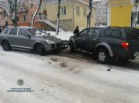 Кропивницький: У водія,  що вчинив ДТП,  рівень алкоголю в крові перевищував допустиму норму у 13 разів