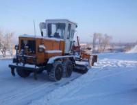 Кіровоградські дорожники продовжують працювати у цілодобовому режимі