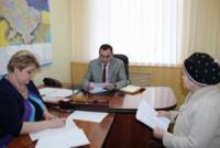 На Кіровоградщині представники Національної поліції провели особисті прийоми громадян