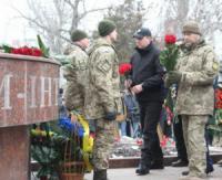 У Кропивницькому працівники поліції взяли участь у пам'ятній ході