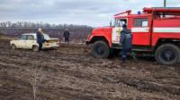 У Новомиргородському районі рятувальники надали допомогу по буксируванню легкового автомобіля