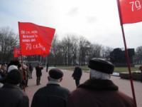 У Кропивницькому відзначили річницю створення Радянської Армії