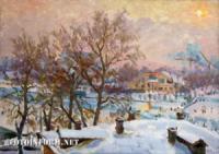 У Кропивницькому розгорнуто виставку,  яка стала справжнім подарунком для шанувальників образотворчого мистецтва