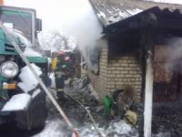 Протягом доби на Кіровоградщині вогнеборці ліквідували 4 загорання у житловому секторі