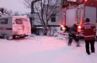 На Кіровоградщині продовжують визволяти автомобільний транспорт із снігового полону