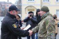 У Кропивницькому бійці спецпідрозділу «Святослав» отримали заохочення