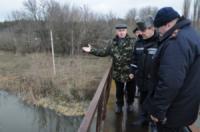 У Кропивницькому перевірили гідрологічну ситуацію на річках Інгул та Сугоклія