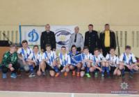 Поліція Кіровоградщини вчетверте організувала обласний чемпіонат із міні-футболу
