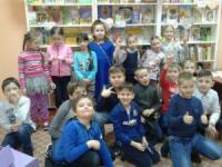 У Кропивницькому бібліотекарі організували літературну забаву