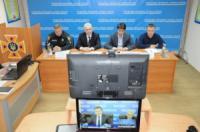 Кропивницький: керівництво Управління взяло участь у позачерговому засіданні Державної комісії ТЕБ та НС