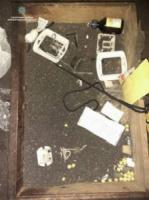 В одному з домоволодінь Кропивницького патрульні виявили речовину,  схожу на наркотичну