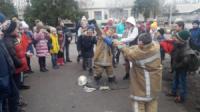 На Кіровоградщині рятувальники завітали до учнів навчальних закладів Долинської та Вільшанки