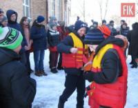 На Кіровоградщині для школярів рятувальники провели акцію
