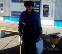 Патрульні допомогли 82-річному чоловікові,  що заблукав в Кропивницькому,  повернутися додому в Уманський район
