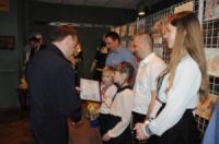 У Кропивницькому Віталій Миронюк відзначив переможців конкурсу дитячого малюнка