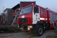 У Кропивницькому під час ліквідації пожежі рятувальники врятували п'ятьох людей