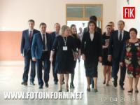 Кропивницький: Марина Порошенко зараз у НВО-16