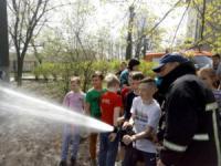 У Кропивницькому школярі навчаються протистояти небезпеці