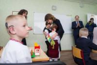 Марина Порошенко відвідала Інклюзивно-ресурсний центр у Кропивницькому
