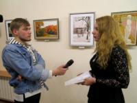 У Кропивницькому відкрилася виставка сучасної вишивки