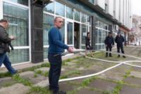 У Кропивницькому розпочалась перевірка стану пожежної безпеки у торговельному центрі «Сільпо»