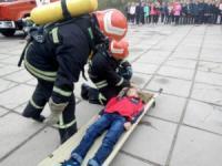 У Кропивницькому школярів навчають правилам безпеки