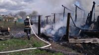 На Кіровоградщині бійці ДСНС ліквідували 7 загорянь у житловому секторі