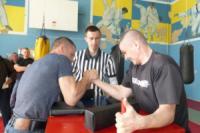 Кропивницький: рятувальники взяли участь у змаганнях з армреслінгу