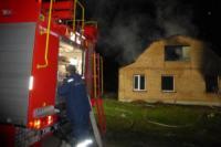 На Кіровоградщині бійці ДСНС приборкали 4 пожежі в житловому секторі