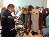 Кропивницький: фахівці Служби порятунку взяли участь у освітньому STEM-фестивалі
