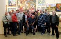 У Кропивницькому відкрилася виставка Сергія Шаповалова