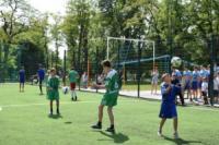 У Великій Висці відкрили нове міні-футбольне поле