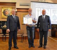 Краєзнавців області відзначили премією імені Володимира Ястребова