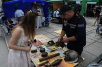 У Кропивницькому учасників бібліотечного фестивалю навчали правилам безпеки