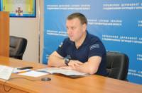 У Кропивницькому Віталій Миронюк взяв участь у селекторній нараді ДСНС України
