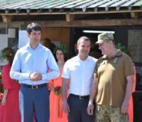 У Новгородківському районі учасники АТО вправлялися із стрільби