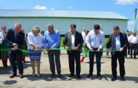 У Комишуватому відкрили сонячну електростанцію.